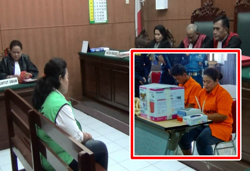 bawa rice cooker ajaib, Sumirah (35) PMI Asal Sampang Madura divonis 18 tahun penjara