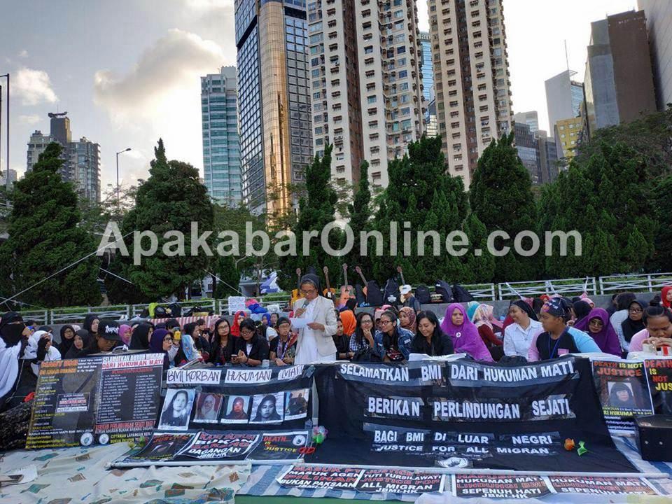 Solidaritas JBMI untuk Tuti