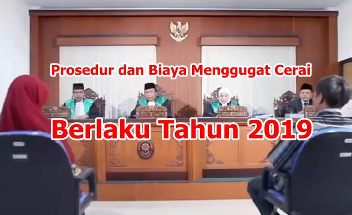 Ketentuan Dan Biaya Mengajukan Gugatan Cerai Di Wilayah Jawa