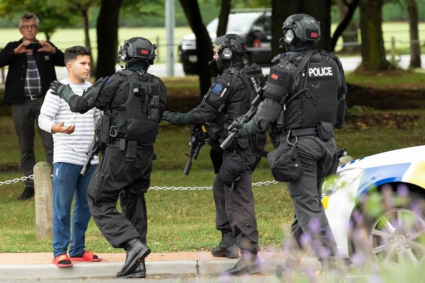 Pelaku Penembakan Masjid Christchurch Detail: Teror Serangan Bersenjata Dua Masjid Di Selandia, 40