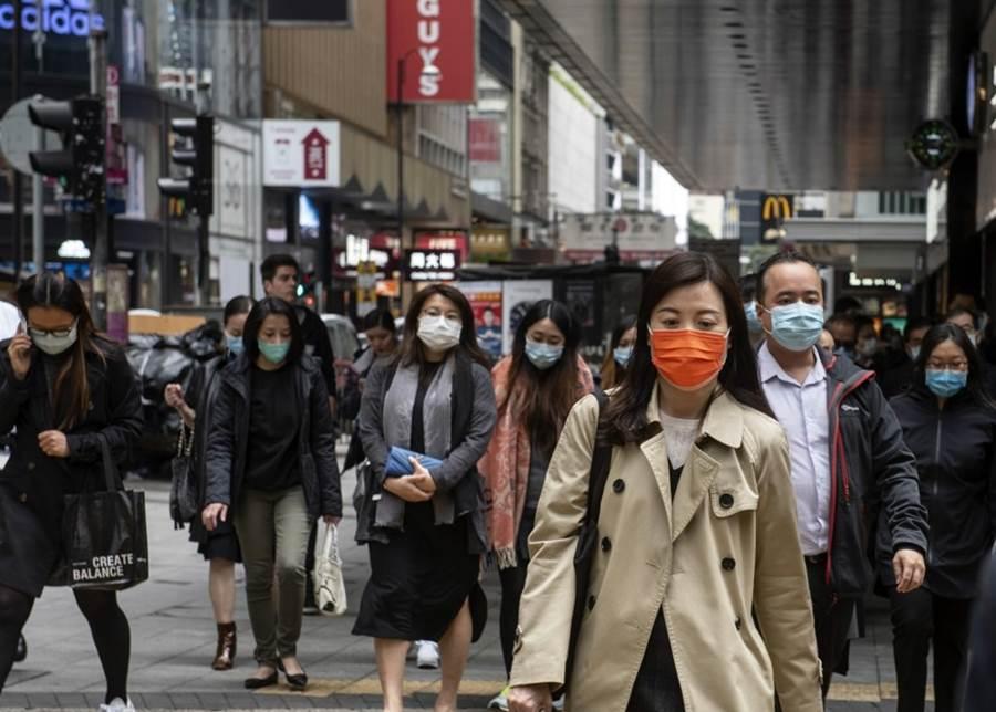 Feature Image 12-an Ribu Orang di Hong Kong Menganggur Semenjak Corona Virus Mewabah (Foto AFP)
