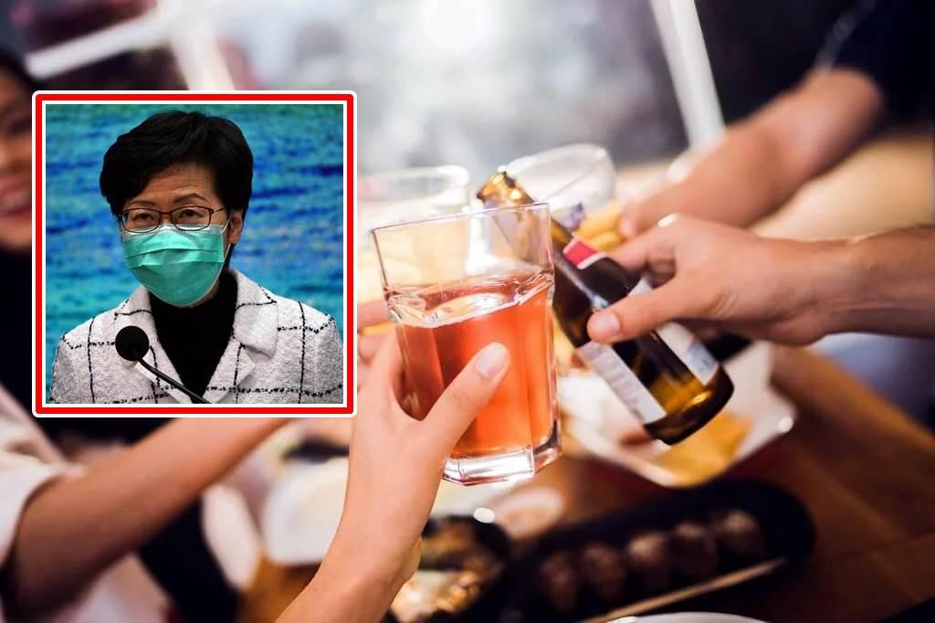Feature Image Tak Hanya Melakukan Pelarangan WNA Masuk, Hong Kong Juga Berencana Melarang Penjualan Minuman Keras Untuk Mencegah Penyebaran Corona Virus (foto Istimewa)