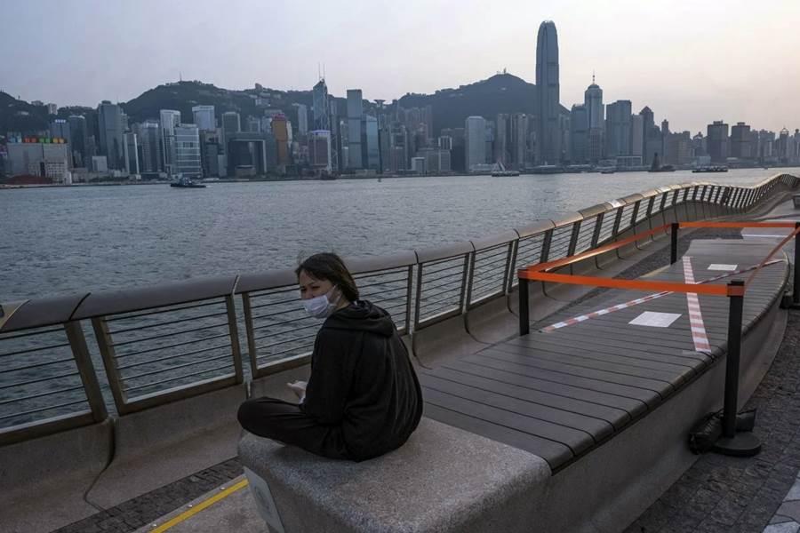 Feature Image Hong Kong Laporkan Nol Kasus COVID-19 Baru (Foto SCMP)