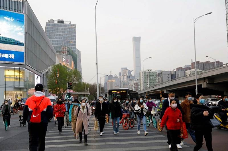 Feature Image Kemasukan dari Luar, China Kembali Hadapi Gelombang Wabah COVID-19 Kedua (Foto Istimewa)