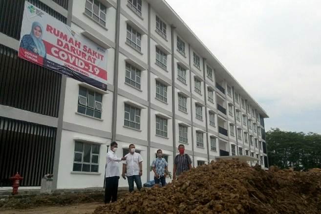 Feature Image Kendal Kebut Membangun Rumah Sakit Khusus Pasien Corona (Foto KR Jogja)