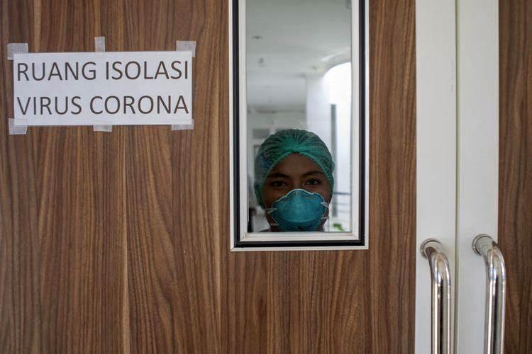 Feature Image Lima Provinsi Terbanyak Kasus Positif Corona Berada di Pulau Jawa (Foto Kompas.com)