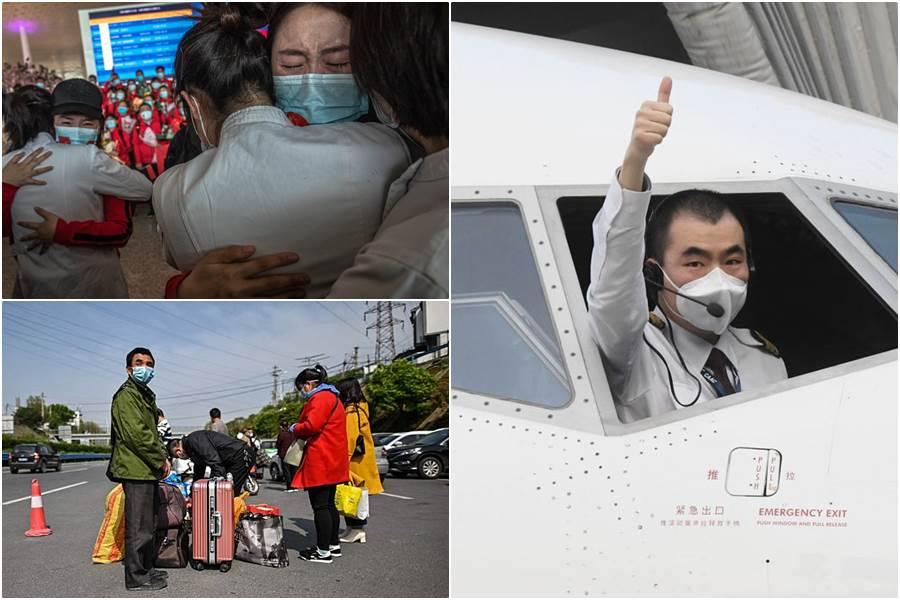 Feature Image Lockdown Wuhan Dibuka, Kalangan Dokter Hong Kong Waspada Gelombang COVID-19 Ketiga (Foto Istimewa)