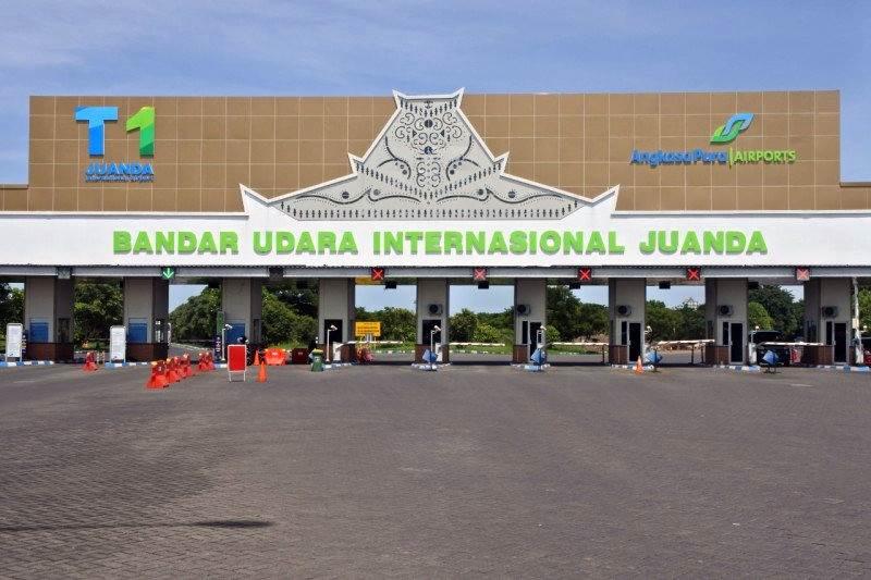 Feature Image Penerbangan Komersil di Bandara Juanda Dihentikan Hingga Juni 2020 (Foto Istimewa)