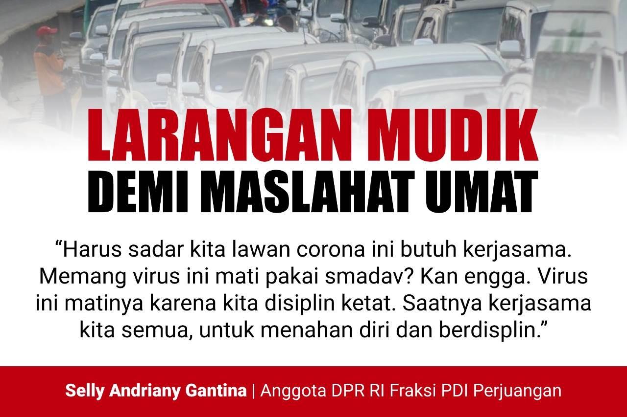 Feature Image Resmi Mulai 24 April 2020 Mudik Dilarang (Ilustrasi Foto Istimewa)