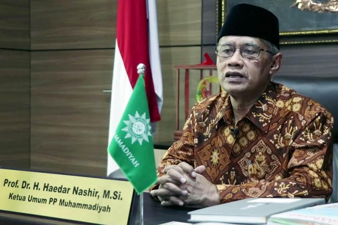 Ketua Umum PP Muhamadiyah Haedar Nashir (Foto Istimewa)