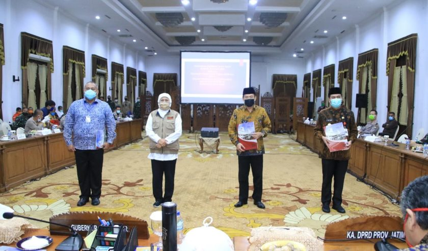 Feature Image Setelah Disetujui Pemerintah Pusat, PSBB Surabaya Raya Mulai 28 April (Foto Istimewa)