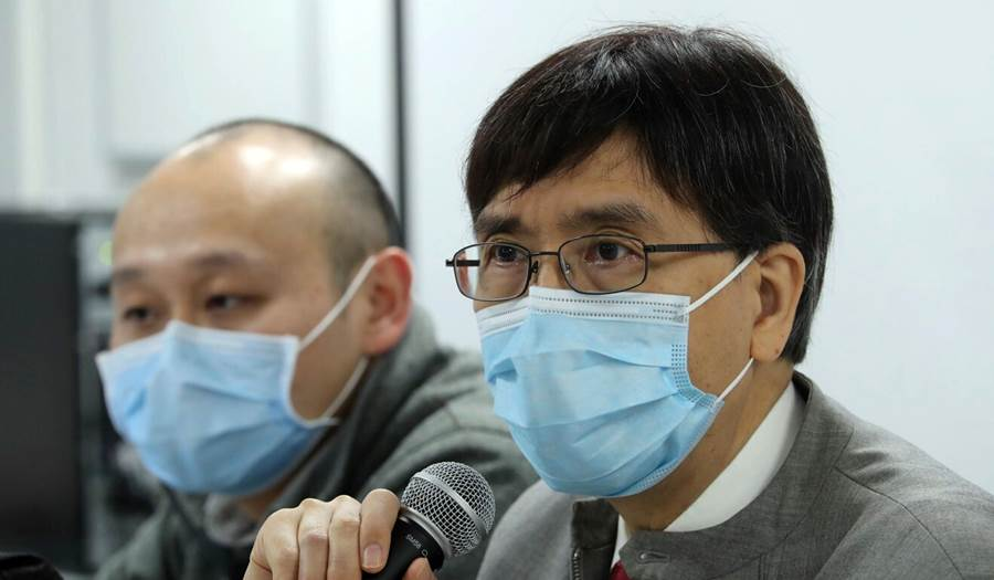FEATURE IMAGE Peneliti Universitas Hong Kong Temukan Kombinasi Obat Mujarab Untuk Corona (Foto SCMP)