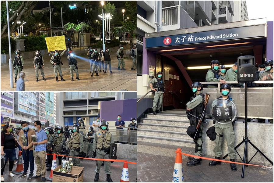 Feature Image Pageblug Corona Mulai Terkendali, Hong Kong Kembali Hadapi Unjuk Rasa Lagi (foto HK01)