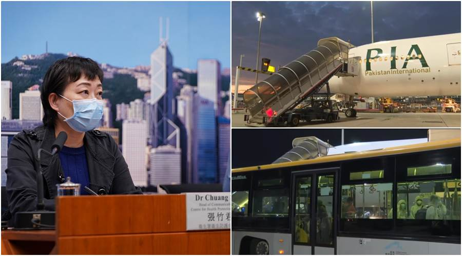 Feature Image Setelah Hampir Sepekan Zero Kasus Baru, Hari Ini Hong Kong kembali Umumkan Dua Kasus Positif COVID-19 (Foto HK01)