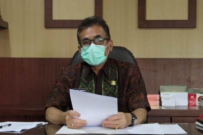 Kepala Dinas Kesehatan (Dinkes) Jateng Yulianto Prabowo (foto Doc Prov Jateng)