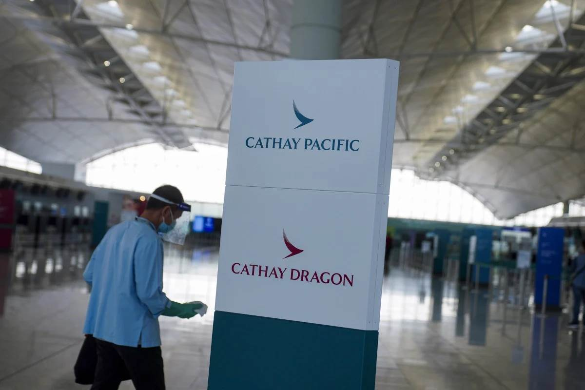 Cathay Dragon ceases operations on Wednesday. Photo Sam Tsang SCMP