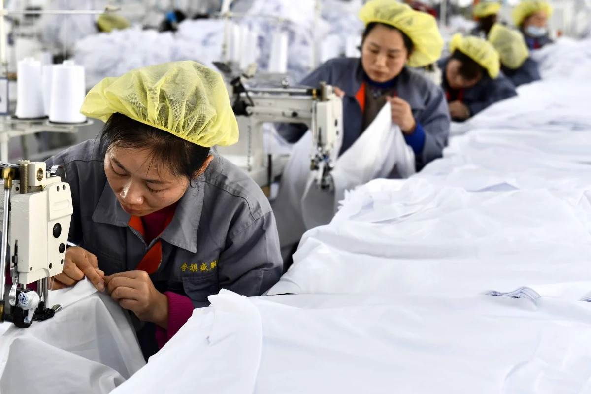China takes victory lap on economic growth (Foto SCMP)