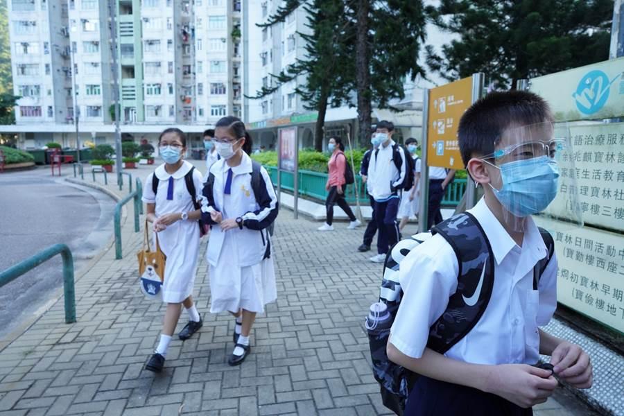 Pelajar Hong Kong dibawah situasi Pandemi Corona (Foto HK01)