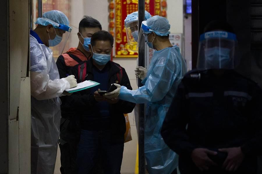 Situasi Hong Kong dibawah Pandemi Corona (Foto HK01)