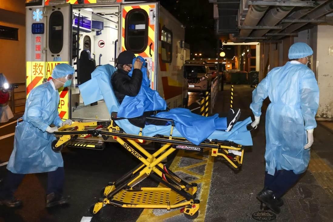 Li Wan-keung, pasien positif corona di Hong Kong yang kabur dari rumah sakit divonis penjara (Foto SCMP)