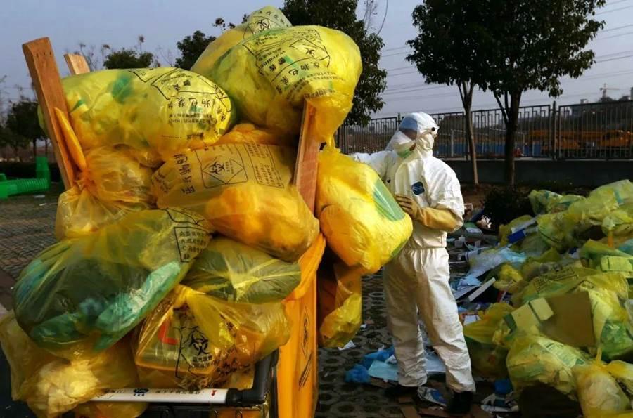 Sampah pandemi (foto Istimewa)