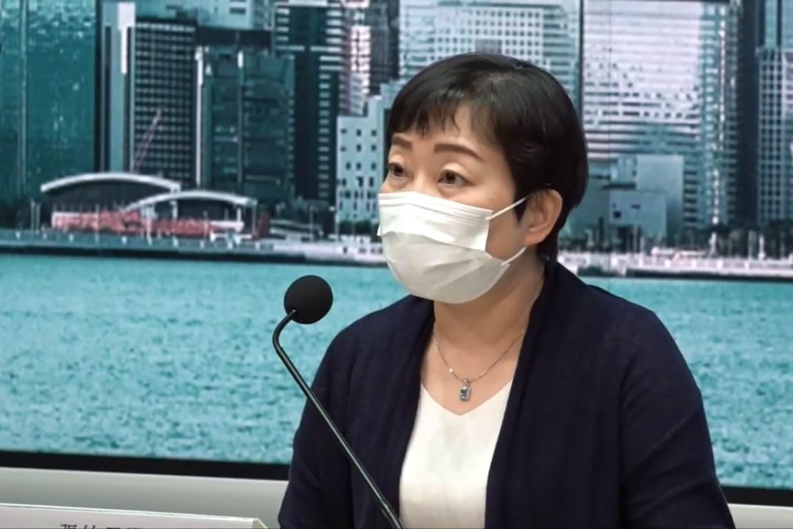 Dr.Chuang Shuk-kwan dari Hong Kong Centre for Health Protection (CHP)