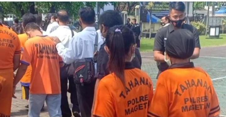 "Sejak Tahu Istrinya di Hong Kong ""Dipakai"" Bule, Pelampiasan M di Kampung Halaman Membuatnya Berurusan dengan Polisi"