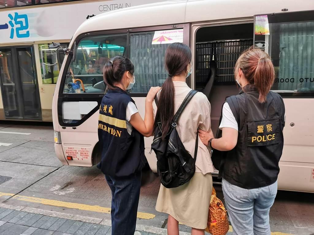 Kejadian Lagi, Empat PMI Ditangkap Bersama 12 Perempuan Asing Lainnya di Yau Tsim