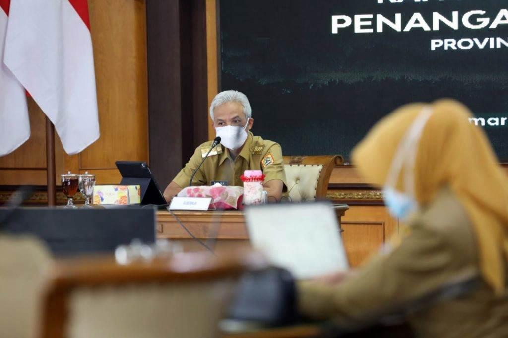 Gubernur Jawa Tengah, Ganjar Pranowo (Foto Istimewa)