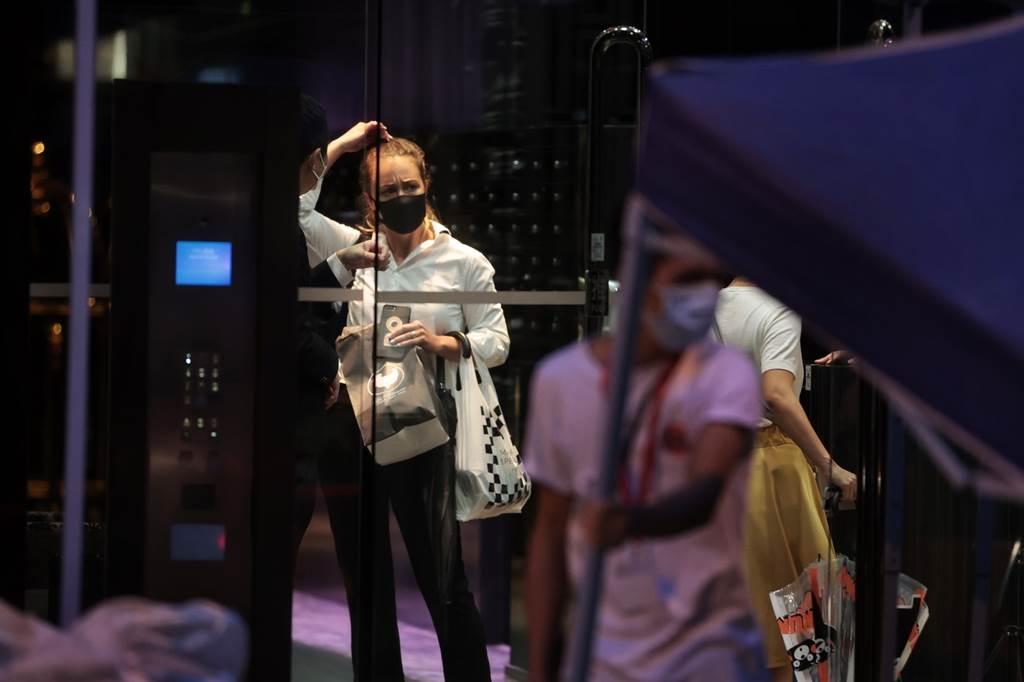 Hong Kong during pandemic (Foto HK01)