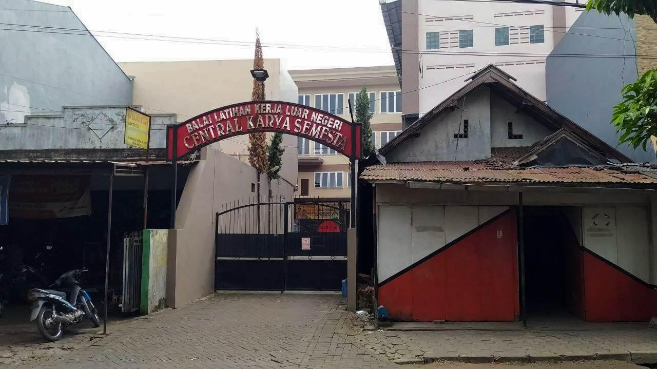 Balai Latihan Kerja (BLK) Luar Negeri PT Central Karya Semesta (CKS) Bumiayu, Kedungkandang, Kota Malang (Foto Istimewa)