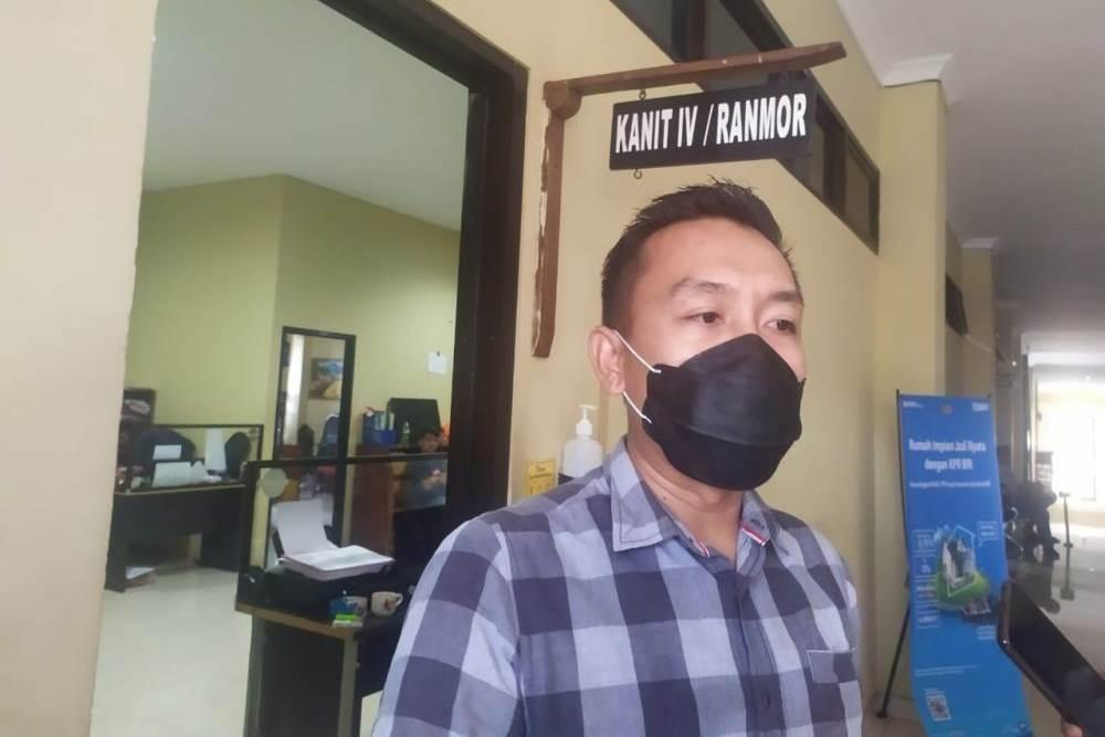 Kasat Reskrim Polresta Bandar Lampung, Kompol Devi Sujana (Foto Istimewa)